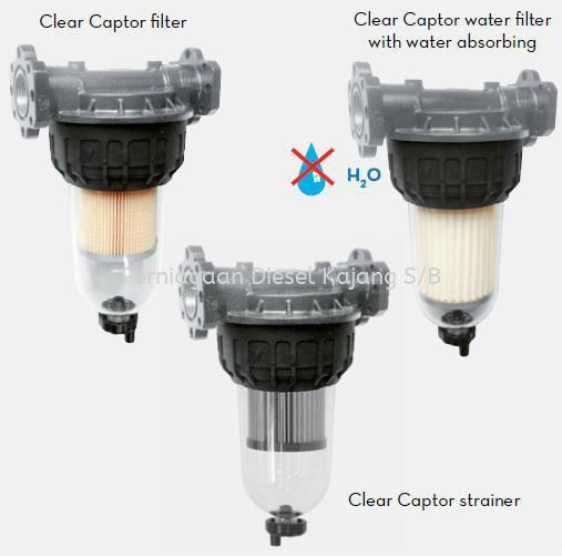30 Micron Water Captor Filter Complete Set of Diesel Transfer System Malaysia, Selangor, Kuala Lumpur (KL) Supplier, Suppliers, Supply, Supplies | Perniagaan Diesel Kajang Sdn Bhd
