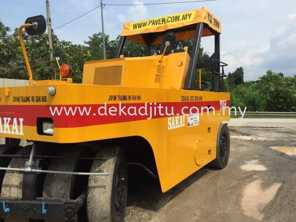 MACHINERY FOR RENTAL Johor Bahru (JB), Johor, Kulai, Malaysia Service, Construction Works | Dekad Jitu Sdn Bhd