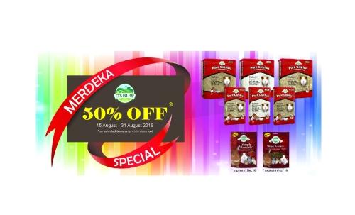 Merdeka Special Promotion
