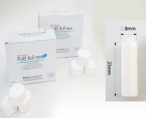 Pure Roll Men (Code 1363) Dental Cotton Roll Disposable Products Selangor, Malaysia, Kuala Lumpur (KL), Puchong Supplier, Suppliers, Supply, Supplies | USE Electronics (M) Sdn Bhd