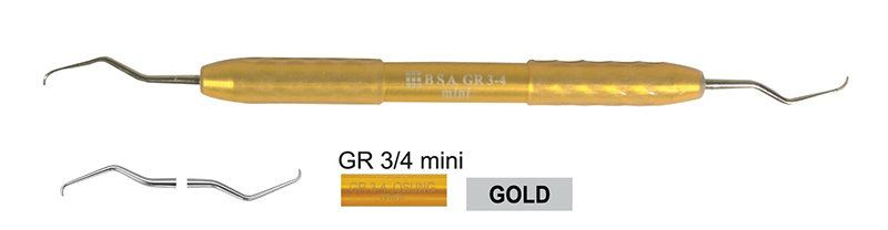 EPI Gracey Curette (Mini) - Gold (Code 200402) EPI Gracey Curette (Mini) EPI Dental Instruments Dentist Products Selangor, Malaysia, Kuala Lumpur (KL), Puchong Supplier, Suppliers, Supply, Supplies | USE Electronics (M) Sdn Bhd