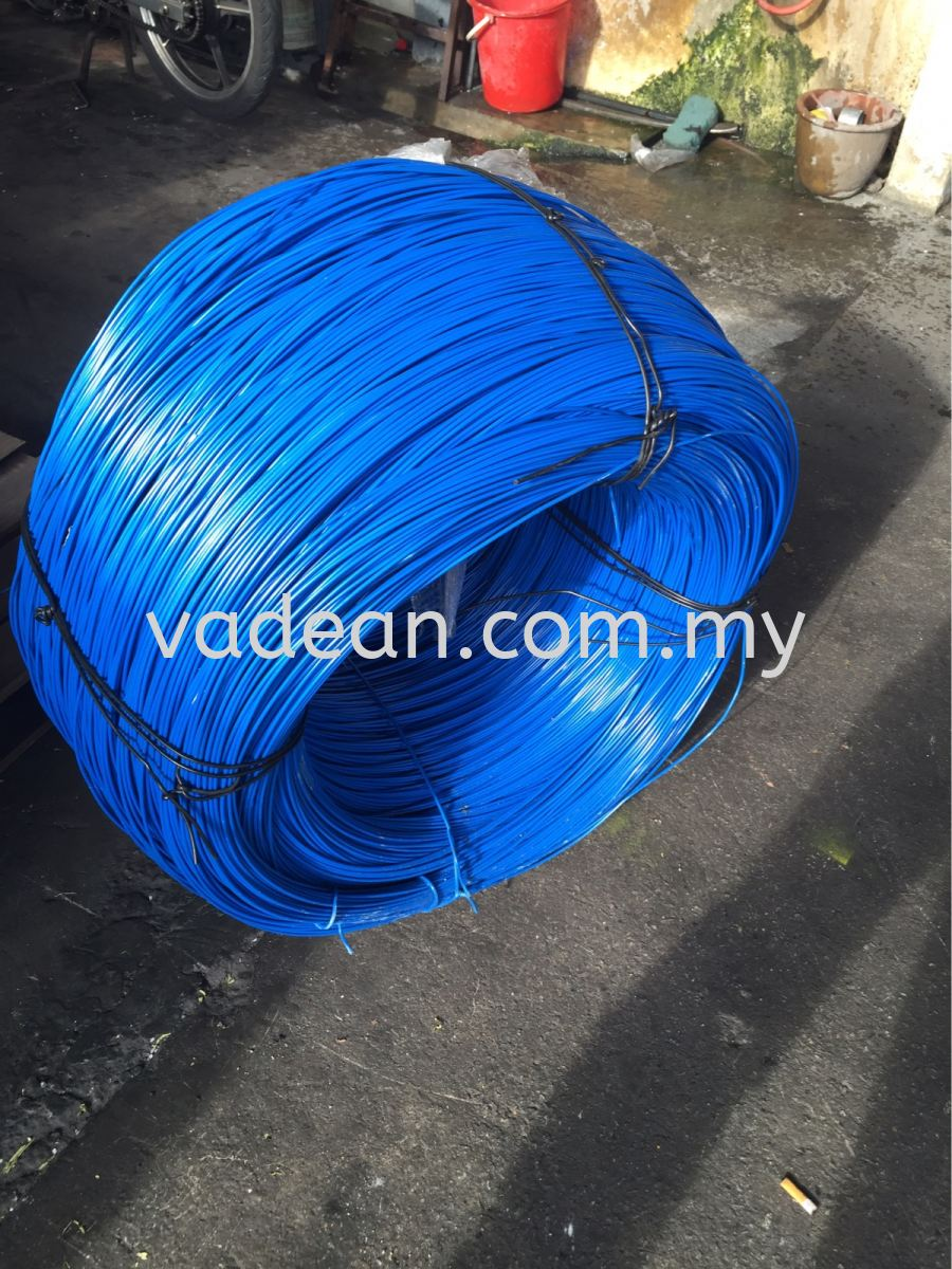 PVC Wire (BLUE) PVC Wire Wire Products Johor Bahru (JB), Johor Supplier, Suppliers, Supply, Supplies | Vadean Trading Sdn Bhd