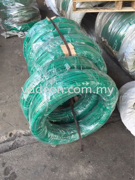 PVC Wire (Green) X 50kg PVC Wire Wire Products Johor Bahru (JB), Johor Supplier, Suppliers, Supply, Supplies   Vadean Trading Sdn Bhd