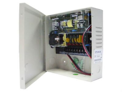 PSB12095A - Centralised 12V Uninterruptible Power Supply in Metal Casing