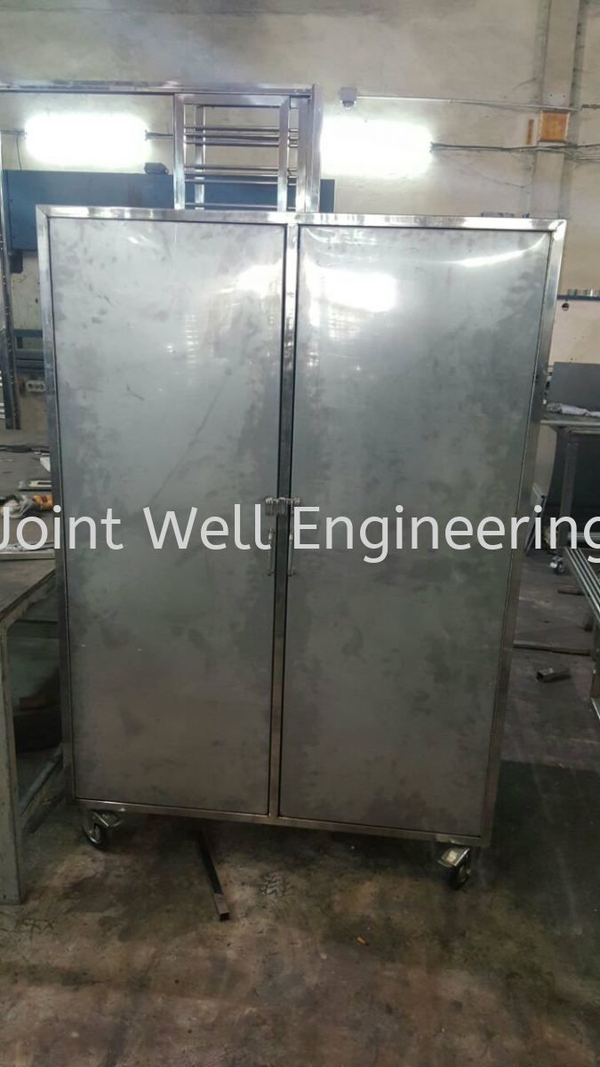 Stainless Steel Cabinet Rack And Cabinet Others Product  Johor Bahru (JB), Johor Installation, Supplier, Supplies, Supply | Joint Well Engineering