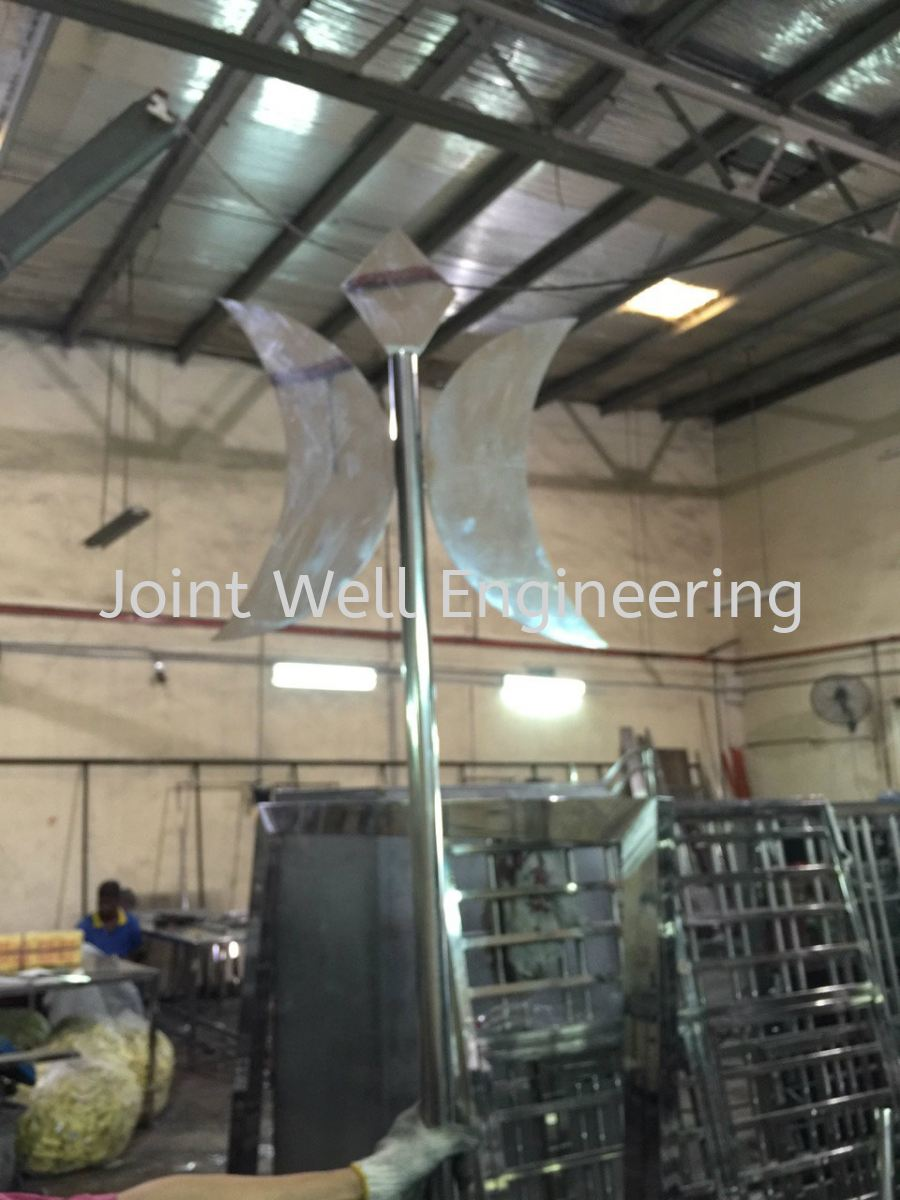 Stainless Steel Pipe Decoration  Others Product  Johor Bahru (JB), Johor Installation, Supplier, Supplies, Supply | Joint Well Engineering