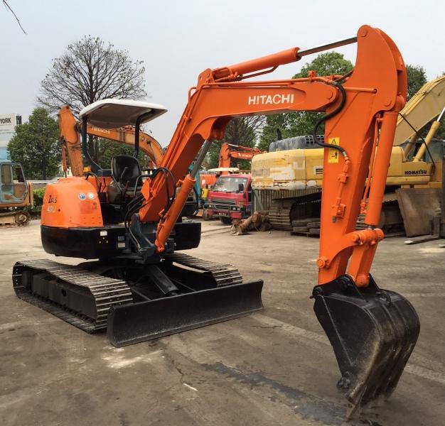 Mini Excavator Zaxis 40U Excavator Used Equipment Selangor, Kuala Lumpur (KL), Seri Kembangan, Malaysia Supplier, Supply, Manufacturer, Distributor | Kejuruteraan Vibropump Sdn Bhd