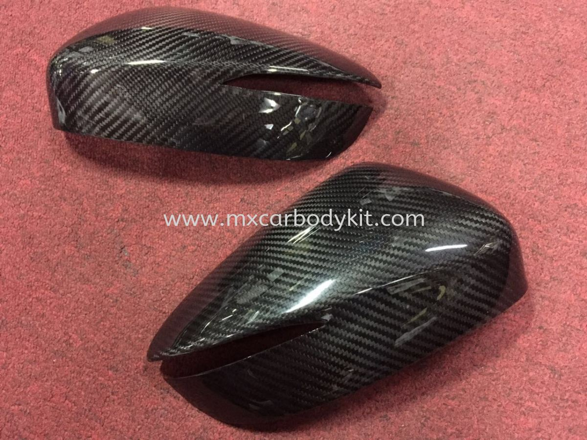 MAZDA CX-3 SIDE MIRROR COVER CARBON FIBER  CX-3 MAZDA Johor, Malaysia, Johor Bahru (JB), Masai. Supplier, Suppliers, Supply, Supplies | MX Car Body Kit