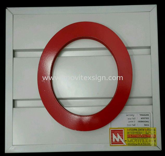 Aluminium Pannal Signboard Material GI Pannal strip board with 3D  led box up lighting or LG pvc 3D cut out spary paint (click for more detail) Building  fasade sign front  panel /Fasade board  design 3D Panel Signage  Johor Bahru (JB), Johor, Malaysia. Design, Supplier, Manufacturers, Suppliers | M-Movitexsign Advertising Art & Print Sdn Bhd