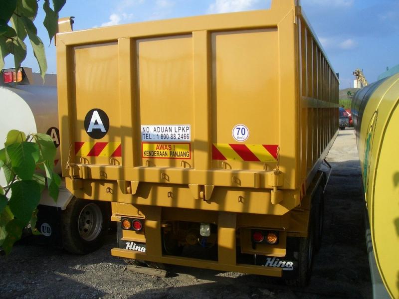 CIMG0612 Dump Truck Sarawak, Malaysia, Johor Bahru (JB), Sibu, Kulai Supplier, Supply, Supplies, Service | Syaifar Realty Sdn Bhd