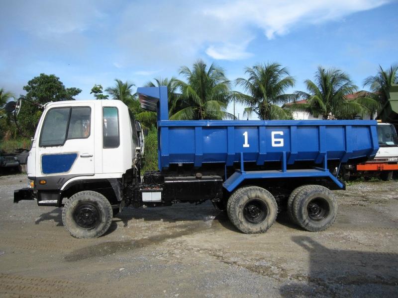 PJ16 Dump Truck Sarawak, Malaysia, Johor Bahru (JB), Sibu, Kulai Supplier, Supply, Supplies, Service | Syaifar Realty Sdn Bhd