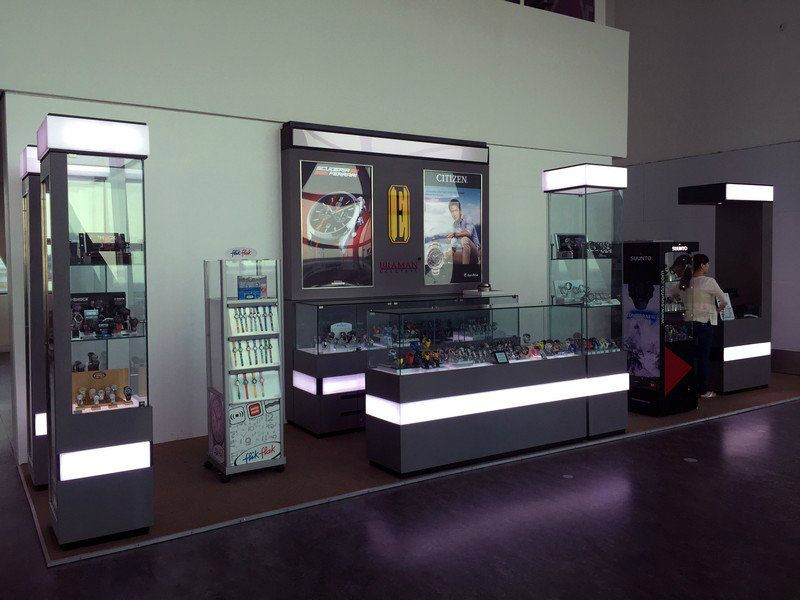 Watch Shop Promotion Booth Kuala Lumpur (KL), Malaysia, Selangor Design, Service | Thinkers Strategy Sdn Bhd