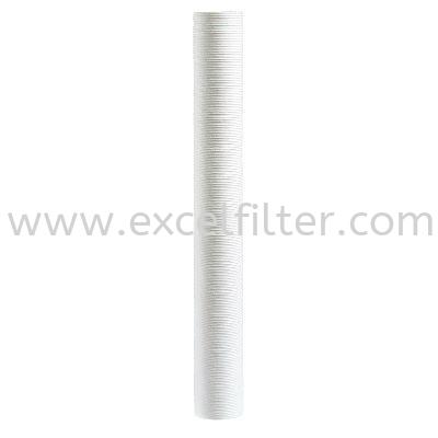 (P Polyproplene Filter/ PP Fibre Refill Filter Selangor, Malaysia, Kuala Lumpur (KL), Cheras Supplier, Suppliers, Supply, Supplies | Excel Filter Sdn Bhd