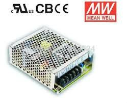 Mean Well RS-50-24 Mean Well Switching Power Supply Kuala Lumpur (KL), Selangor, Damansara, Malaysia. Supplier, Suppliers, Supplies, Supply | Prima Control Technology PLT