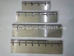 Aluminum Vane for Vacuum Pump Aluminum Vane for Vacuum Pump Doovac Vacuum Pump Spare Parts Malaysia, Selangor, Kuala Lumpur (KL) Supplier, Suppliers, Supply, Supplies | Amazetech Engineering & Systems Sdn Bhd