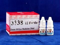 EMAS 10 EYE CLEANER FOR BIRD