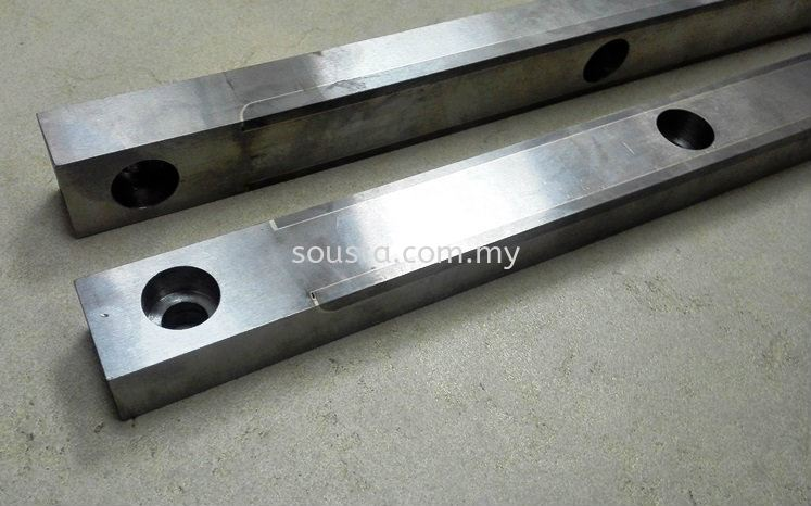 Brazed Carbide Knife 塑胶与包装工业   Sharpening, Regrinding, Turning, Milling Services | Sousta Cutters Sdn Bhd