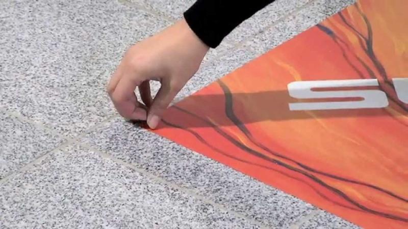 Neschen UV dot print'n'walk Neschen (Germany) PRINTING MEDIA Malaysia, Johor Bahru (JB), Selangor, Sabah Supplier, Supply, Supplies, Dealer | Image Junction Sdn Bhd