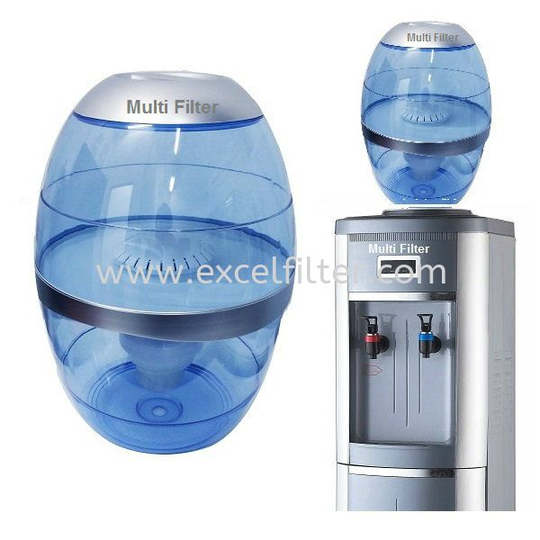 Mini Mineral Pot (M:J5)-for Water Dispenser Water Storage Bottle Selangor, Malaysia, Kuala Lumpur (KL), Cheras Supplier, Suppliers, Supply, Supplies | Excel Filter Sdn Bhd