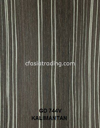 CODE : GD744V KALIMANTA WOODGRAIN DESIGN Melamine Particle Board Johor Bahru (JB), Malaysia. Supplier, Suppliers, Supply, Supplies | CF ASIA TRADING SDN BHD