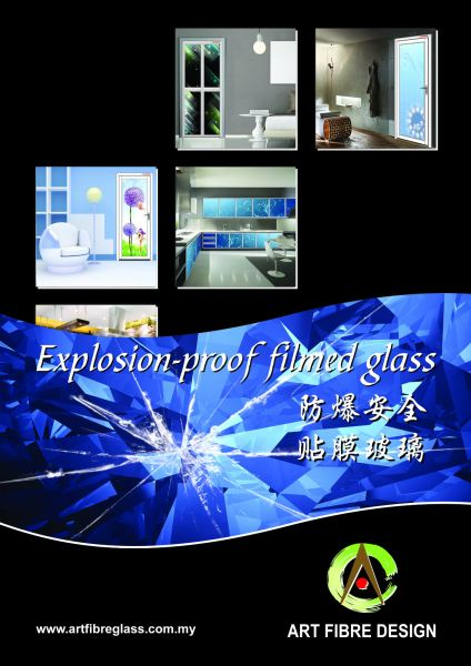 cover 2016 Explosion-Proof Filmed Glass Johor Malaysia Simpang Renggam Supply Suppliers Manufacturers | Art Fibreglass Sdn Bhd