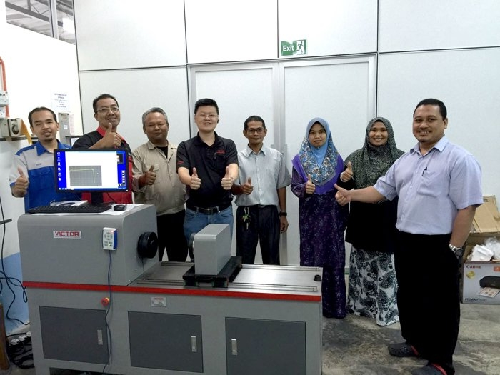 Torsion Testing Machine And Universal Testing Machine At Local Polytechnic Sep 24 2016 Malaysia Selangor Kuala Lumpur Kl Supplier Suppliers Supply Supplies Obsnap Instruments Sdn Bhd