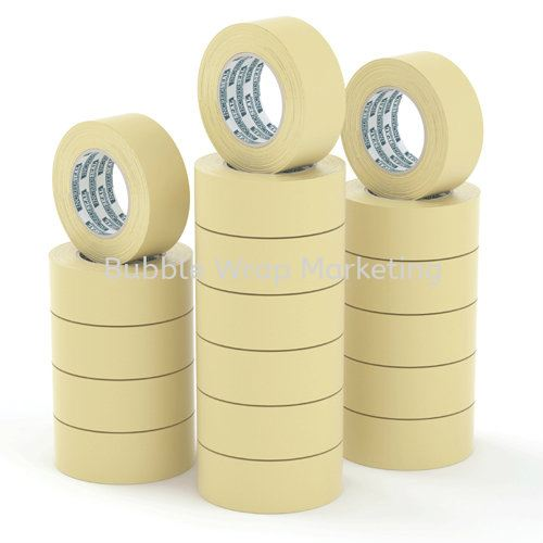 (24mm x 15Y) RM13.00 Masking Tape Johor Bahru (JB), Malaysia, Kulai Supplier, Suppliers, Supply, Supplies | Bubble Wrap Marketing