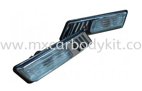 BMW E36 1991-1997 Z3 LOOK SIDE LAMP CRYSTAL SIDE LAMP ACCESSORIES AND AUTO PARTS Johor, Malaysia, Johor Bahru (JB), Masai. Supplier, Suppliers, Supply, Supplies | MX Car Body Kit