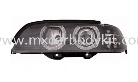 BMW E93 1995 HEAD LAMP PROJECTOR W/RIM + MOTOR + SIGNAL LED HEAD LAMP ACCESSORIES AND AUTO PARTS Johor, Malaysia, Johor Bahru (JB), Masai. Supplier, Suppliers, Supply, Supplies | MX Car Body Kit