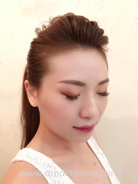 Dinner and Dance Singapore Service | Amanda Cheong Make Up Artist