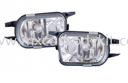 MERCEDES BENZ W203 2000 FOG LAMP CRYSTAL GLASS LENS FOG LAMP ACCESSORIES AND AUTO PARTS Johor, Malaysia, Johor Bahru (JB), Masai. Supplier, Suppliers, Supply, Supplies | MX Car Body Kit