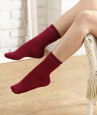 LS002 - Lady's Rib Socks Neoron Long Socks Series Neoron Story Singapore Supplier, Supply, Supplies, Clothing   Miracle Negative Ions