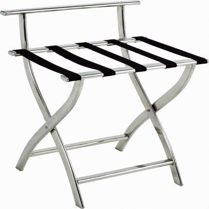 Stainless Steel Luggage Rack (HZ-K054A) Guestroom Luggage Rack Hotel Guestroom Amenity Puchong, Selangor, Kuala Lumpur, KL, Malaysia, Singapore. Service, Supplier, Suppliers, Supplies, Supply | Winspiration Alliances