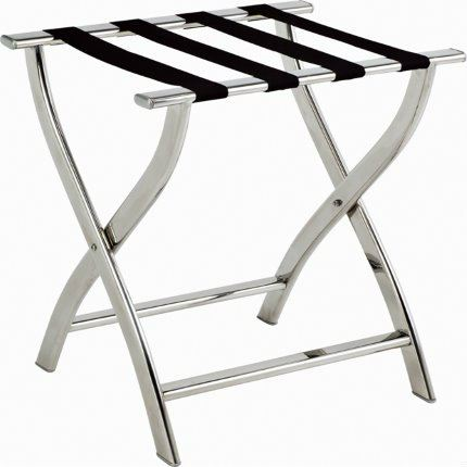 Stainless Steel Luggage Rack (HZ-K053A) Guestroom Luggage Rack Hotel Guestroom Amenity Puchong, Selangor, Kuala Lumpur, KL, Malaysia, Singapore. Service, Supplier, Suppliers, Supplies, Supply | Winspiration Alliances