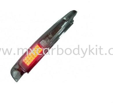 PERODUA KENARI 1996 & ABOVE REAR LAMP CRYSTAL LED REAR LAMP ACCESSORIES AND AUTO PARTS Johor, Malaysia, Johor Bahru (JB), Masai. Supplier, Suppliers, Supply, Supplies   MX Car Body Kit