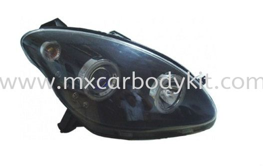 PERODUA MYVI 2005 & ABOVE HEAD LAMP CRYSTAL PROJECTOR W/CCFL (TAIWAN) HEAD LAMP ACCESSORIES AND AUTO PARTS Johor, Malaysia, Johor Bahru (JB), Masai. Supplier, Suppliers, Supply, Supplies | MX Car Body Kit