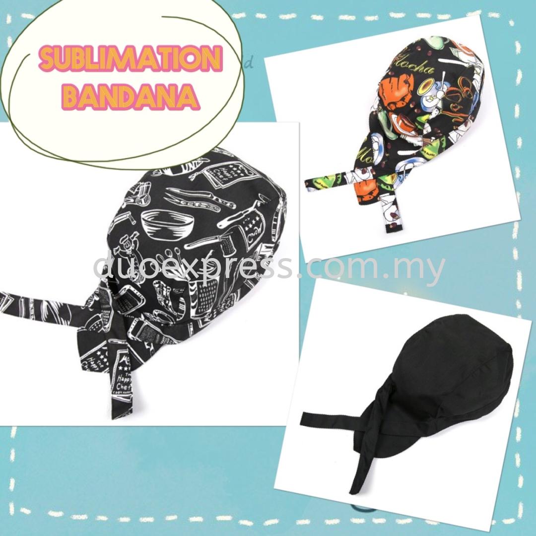 Dye Sublimation Bandana