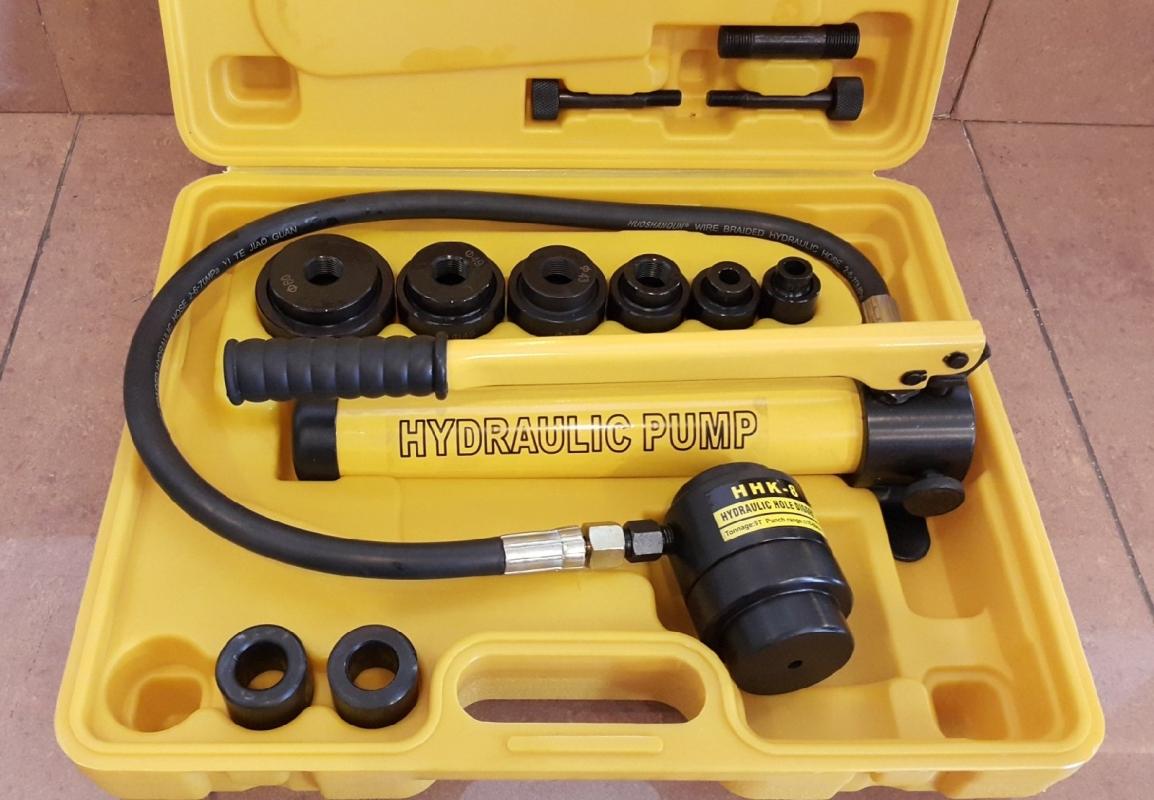Hydraulic Punching Tool SYK-8 (HHK-8) ID30894