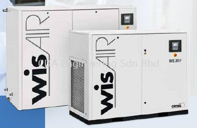 WisAIR - WIS 40 - 75 / WIS 20 - 75 V Oil-free Compressors Air Compressors Selangor, Malaysia, Kuala Lumpur (KL), Shah Alam Supplier, Suppliers, Supply, Supplies | CDA Engineering Sdn Bhd