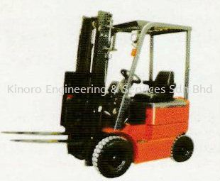 Electric / Engine Powered Forklift Fully Powered Equipment Malaysia, Selangor, Kuala Lumpur (KL), Klang Supplier, Suppliers, Supply, Supplies | Kinoro Engineering & Services Sdn Bhd