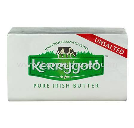 Kerrygold Unsalted Butter 227g Butter JB, Johor Bahru, Malaysia Supply & Wholesale | Harvest Frozen Food Sdn. Bhd.