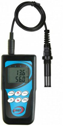 d3121P Thermo-hygrometer for compressed air measurement