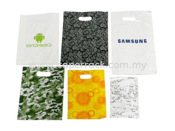 Plastic Bag Custom Made Plastic Bags Bag Seremban, Negeri Sembilan (NS), Malaysia Supplier, Suppliers, Supply, Supplies | Caper Rack Sdn Bhd