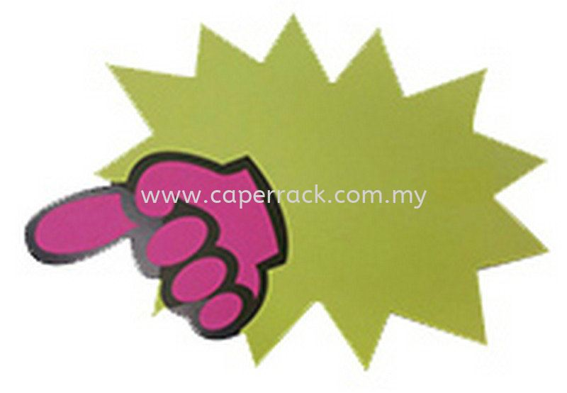 Pop Card Price Tag Promotion And Pop Equipment Seremban, Negeri Sembilan (NS), Malaysia Supplier, Suppliers, Supply, Supplies | Caper Rack Sdn Bhd
