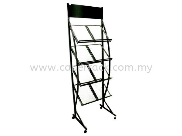 Magazine Rack Magazine Rack Racking Seremban, Negeri Sembilan (NS), Malaysia Supplier, Suppliers, Supply, Supplies | Caper Rack Sdn Bhd