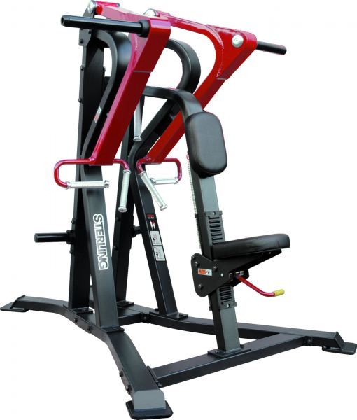 SL 7004 每 Low Row Sterling Series Strength Machine Commercial GYM Penang, Malaysia, Perak, Jelutong, Ipoh Supplier, Supply, Supplies, Setup | Arah Bumiraya Sdn Bhd/Olympic Sports & Fitness Sdn Bhd