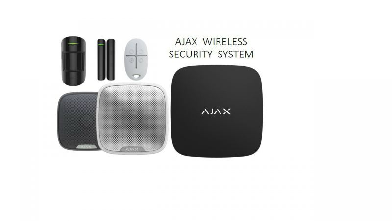 AJAX WIRELESS ALARM SYSTEM ALARM SYSTEM - WIRELESS Kluang, Johor, Malaysia. Suppliers, Supplies, Supplier, Supply | Gurkha Security Integrated System