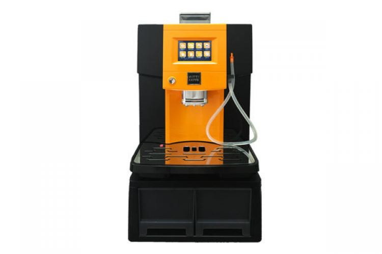 Pitti Barista Beans to Cup Machine ( Orange )