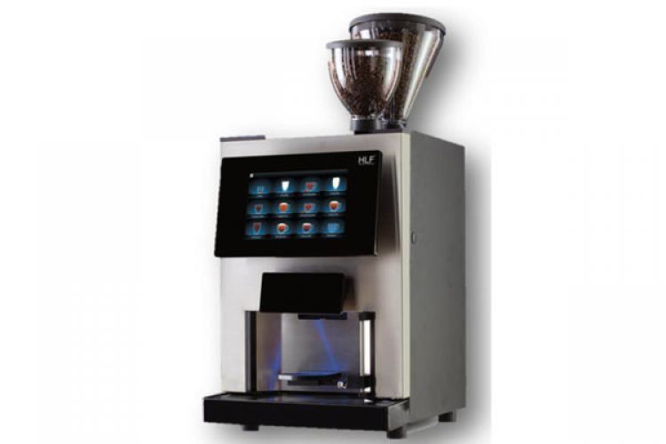 HLF 3700G2 Italy Coffee Machine - Beans to Cups