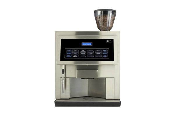HLF 3600F Italy coffee machine- Beans to Cups